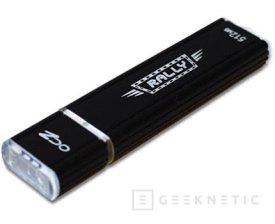 OCZ presenta el Rally USB Drive, Imagen 1