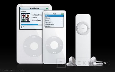 Apple presenta el IPod Video, Imagen 1