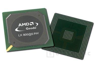 AMD licencia el Geode al gobierno Chino, Imagen 1
