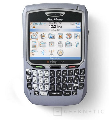 Blackberry 8700c Intel Powered, Imagen 1