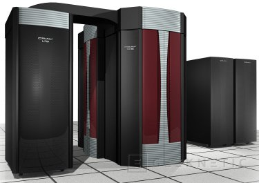 Cray confirma a AMD como su proveedor de CPUs, Imagen 1