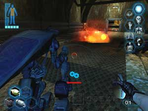 """DX2: The Invisible War"" al caer, Imagen 1"