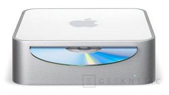 Apple planea cambiar el concepto del Mac Mini, Imagen 1