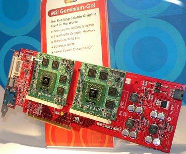 MSI lanza una doble GPU modular, Imagen 1