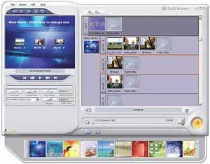 Easy CD & DVD Creator 6, Imagen 1