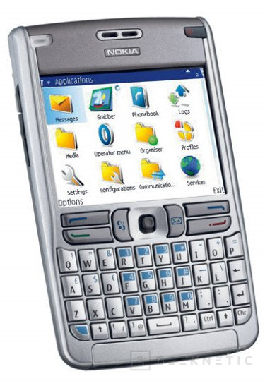 Nokia lanza un BlackBerry