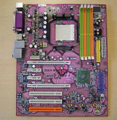 Primera imagen del nForce5, Imagen 1