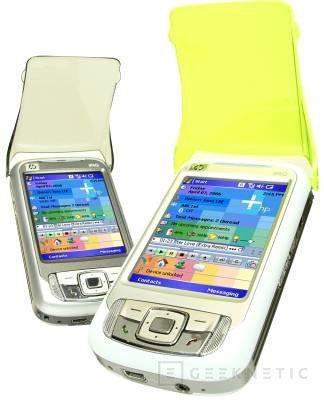 HP presenta su nuevo Smartphone. El iPAQ rw6800, Imagen 1
