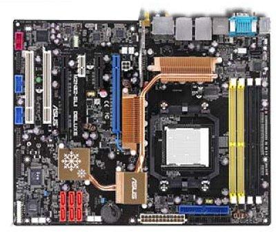 nVidia acompaña al AM2 con el nForce 590, Imagen 1