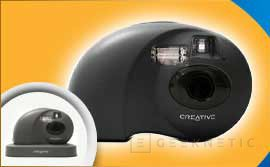 PC-CAM 550 dual-mode de Creative, Imagen 1