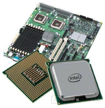 Intel lanza los Xeon 5000 basados en WoodCrest, Imagen 1