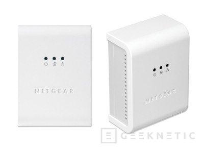 NETGEAR presenta en españa sus PLC de 200Mbits, Imagen 1