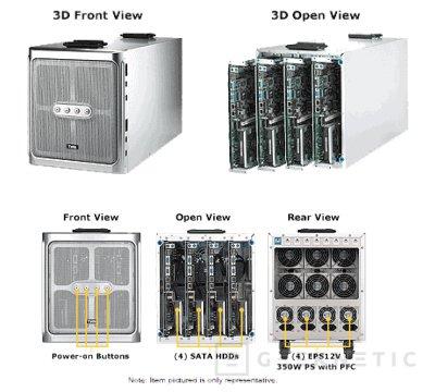 Tyan presenta su Typhoon Cluster Server, Imagen 1