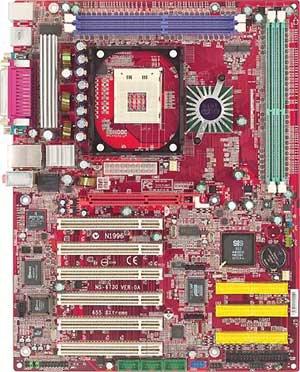 MSI lanza su nueva placa 665Max, Imagen 1