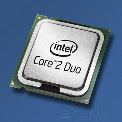 Intel presenta el Core 2 Duo. Pero con sorpresa, Imagen 1