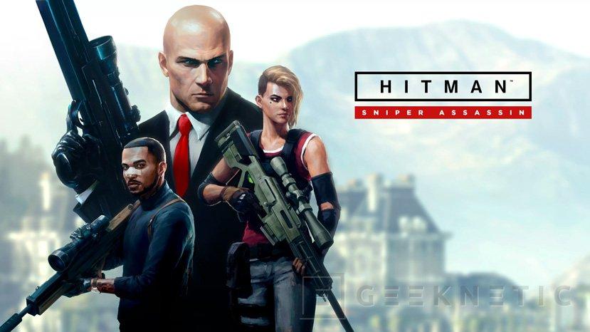 La versión 2 20 de Hitman 2 añadirá soporte para DirectX 12