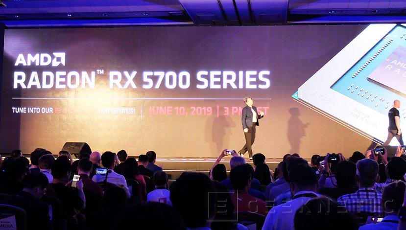 AMD Radeon RX 5000: la nueva familia de GPUs basada en Navi a 7nm y con PCI Express 4.0, Imagen 1