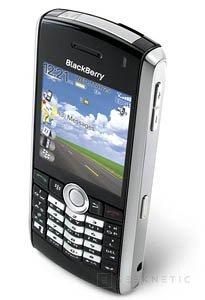 RIM lanza nuevo Smartphone Blackberry, Imagen 1