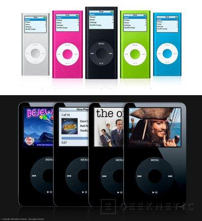 Apple presenta los nuevos iPod y, Imagen 1
