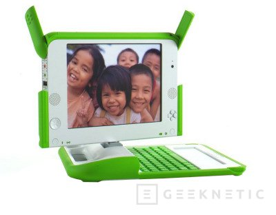 Los OLPC se venderán por Ebay, Imagen 1