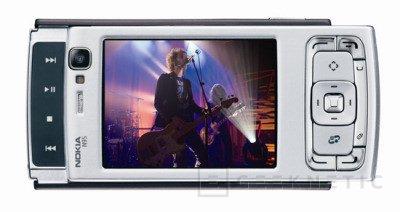 Esto si es un Smartphone. Nokia N95, Imagen 1