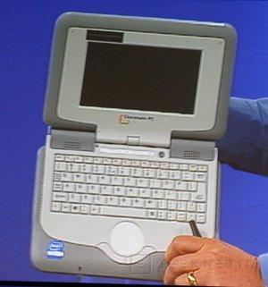 Intel presenta su propio OLPC, Imagen 1