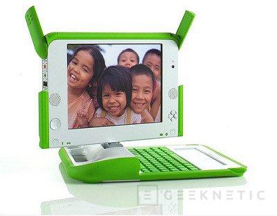 Ya puede tener tu OLPC, Imagen 1