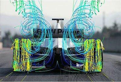 Intel y BMW Sauber construyen un Super-ordenador con 1024 nucleos, Imagen 1