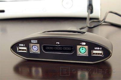 Adaptador para teclado y raton para xbox 360, Imagen 1