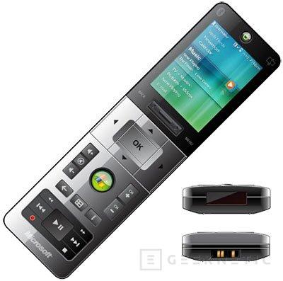 Primeros mandos SideShow para Vista, Imagen 1