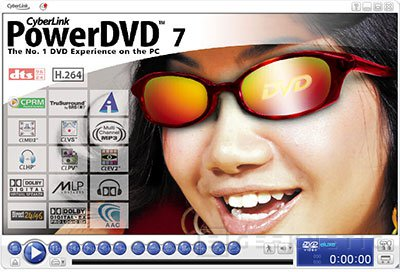Cyberlink PowerDVD compatible con el HD-DVD de la xbox 360, Imagen 1