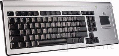 Logitech presenta un teclado para la PS3, Imagen 1