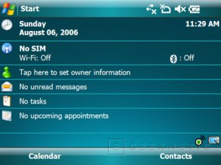 Microsoft lanza Windows Mobile 6, Imagen 1