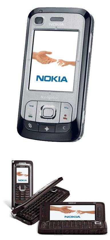 Nuevos modelos de Nokia en el 3GSM, Imagen 1