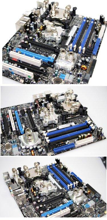 EVGA e Innovatek sorprenderan con una nueva 680i refrigerada por agua, Imagen 1