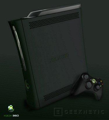 Habra Xbox 360 Negra en Abril, Imagen 1