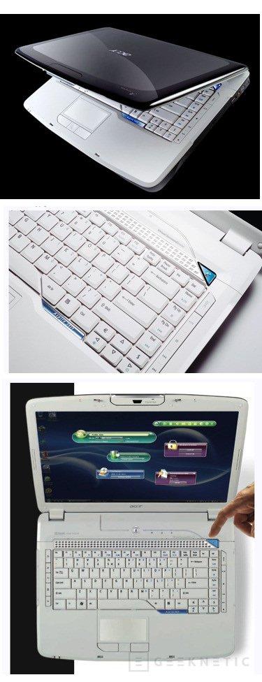 Acer presenta su gama GemStone, Imagen 1