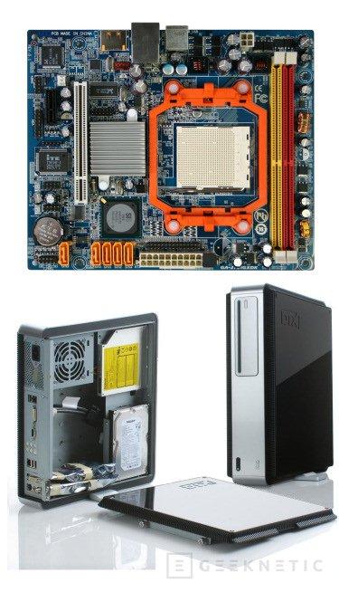 Gigabyte prepara la primera placa DTX, Imagen 1