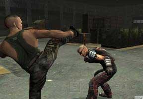 Axel Rage, el nuevo juego presentado por Akella, Imagen 2
