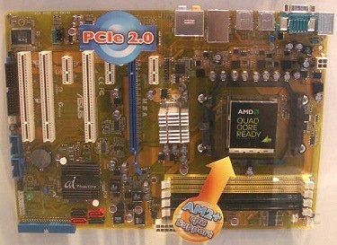 Computex. La primera placa 780 de ASUS, Imagen 1