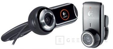 Logitech presenta dos nuevas y sorprendentes cámaras Web, Imagen 1