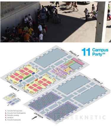 Campus Party abrió ayer sus puertas, Imagen 1