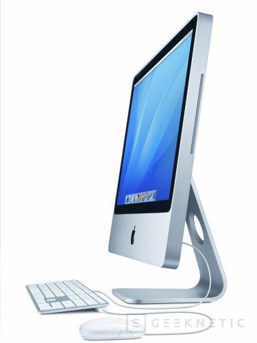 """Apple presenta sus nuevos iMac de 20 y 24"""", Imagen 1"""