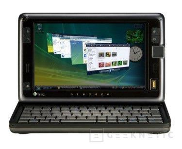 HTC presenta el Shift, su primera apuesta por el mercado PC, Imagen 1