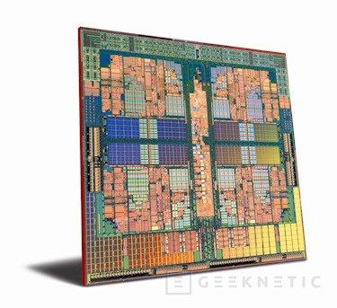 AMD ha presentado hoy sus nuevos Quad-core Opteron, Imagen 1