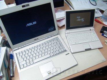 CES 2008: Competencia para el Eee 701 de ASUS, Imagen 1
