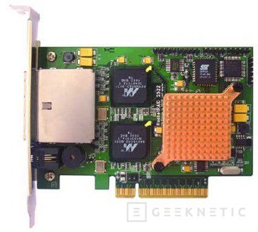 Highpoint presenta la controladora Serial ATA más rápida del mundo, Imagen 1