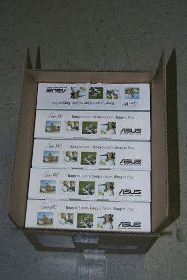 ASUS agota el Eee en sus primeros días de venta en USA, Imagen 1