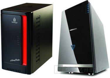 Microsoft ha presentado hoy oficialmente el Windows Home Server, Imagen 1