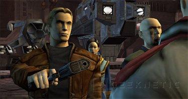 Microsoft Games nos trae un gran juego futurista: Freelancer, Imagen 2
